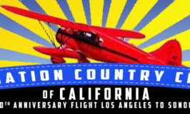 Aviation Country Club of California's 80th Anniversary