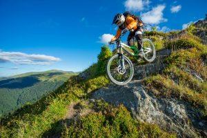 Mountain Biking in the Sierras